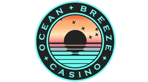 ocean breeze casino logo