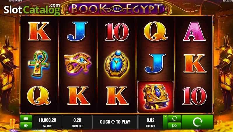 Book-of-Egypt dk