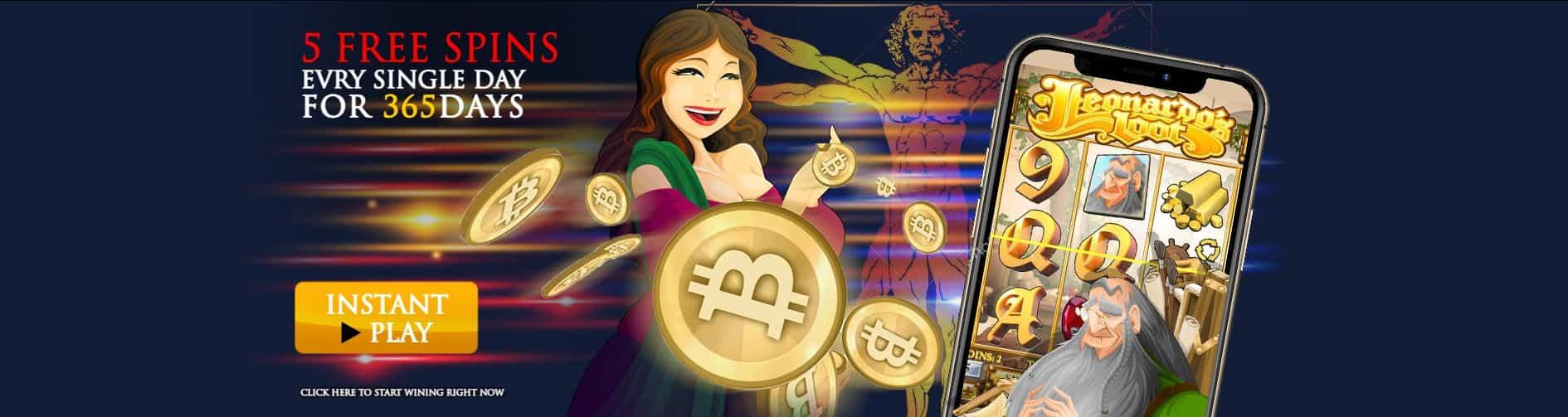 casino gratis spins uden indbetaling