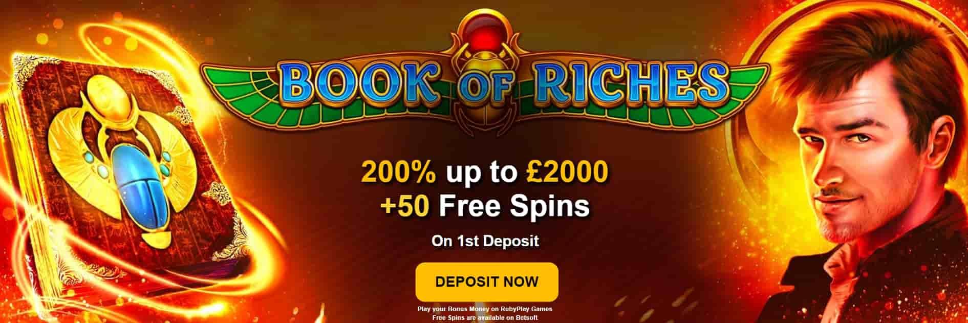 gratis free spins ved registrering