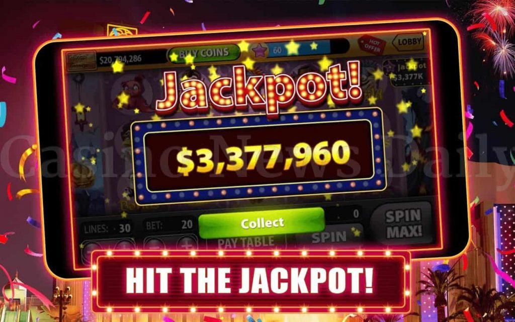 Spillemaskiner med progressive jackpots