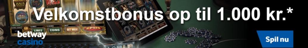 casinoer 50 kroner bonus
